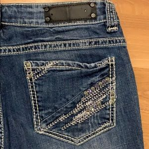 Rock & Roll Cowgirl Jeans - Rock&Roll Cowgirl skinny jeans size 31X30